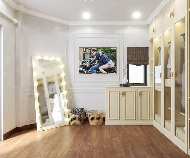 Thiết kế nội thất chung cư đơn giản